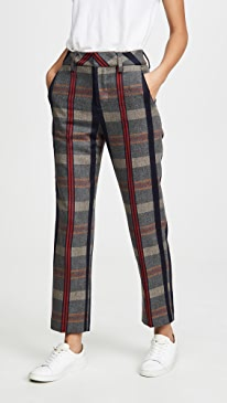 Clair Wool Trousers