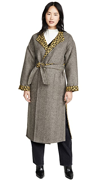 ei8htdreams Reversible Wool Coat