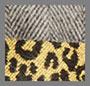 рисунок «елочка»/леопардовый