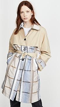 Roma Trench Coat