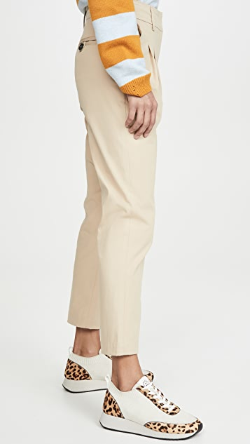 ei8htdreams Christy Pleated Tapered Pants