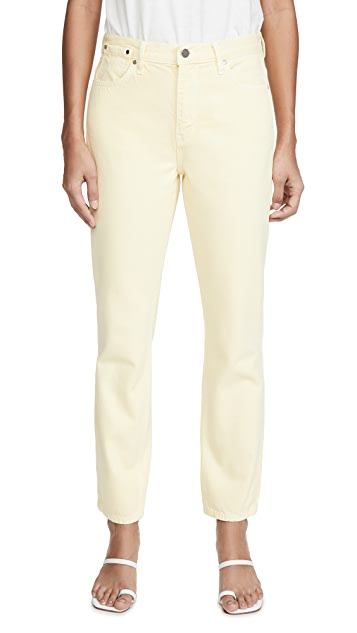 ei8htdreams Italian Colored Straight Jeans