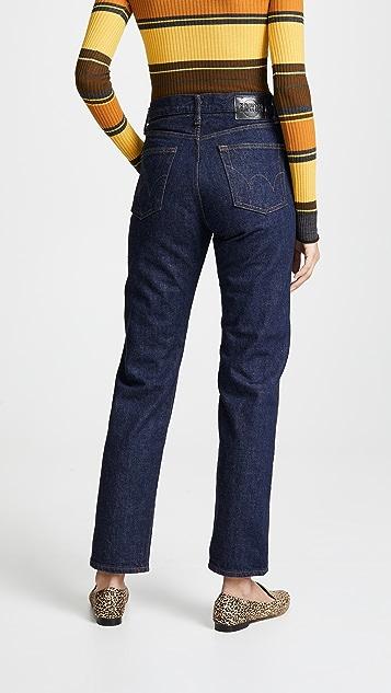 Edwin Rachel 经典版型牛仔裤