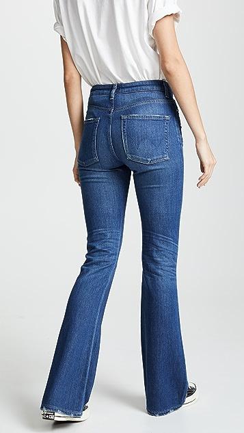 Edwin Amy Flare Jeans