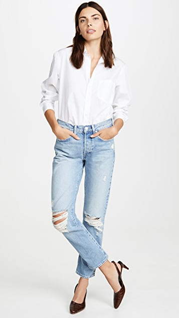 Edwin Cai Classic Straight Jeans