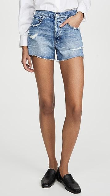 Edwin Cai 短裤