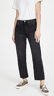 Edwin Tash Crop Jeans