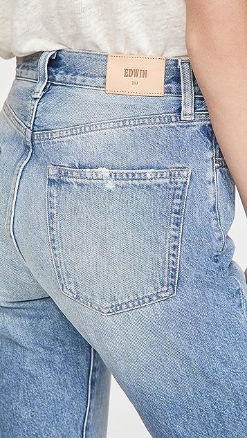 Edwin Cai 牛仔裤