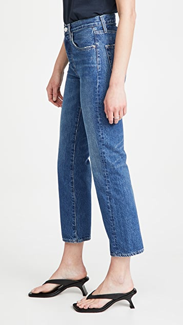 Edwin Kali Ankle Jeans