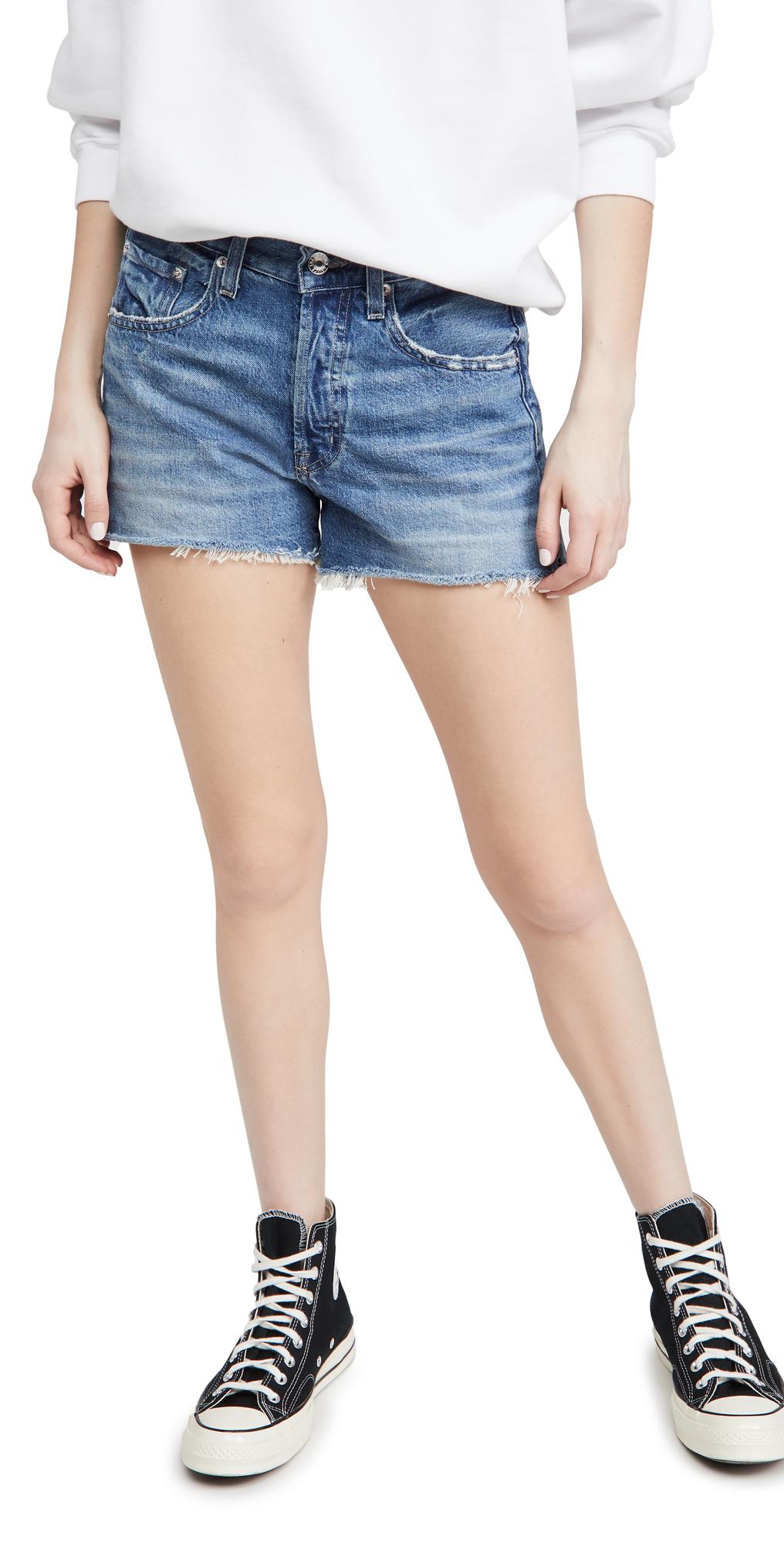 Cai Cutoff Shorts