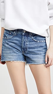 Edwin Cai Cutoff Shorts