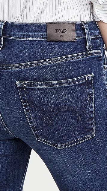 Edwin Pixie 牛仔裤