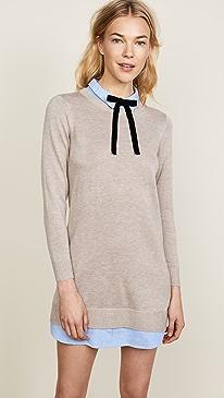 Combo Shirtdress