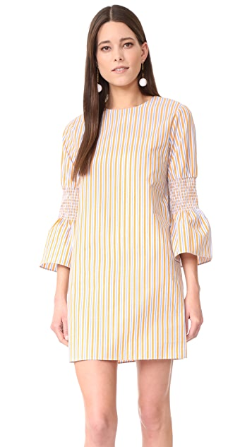 ENGLISH FACTORY Stripe Dress