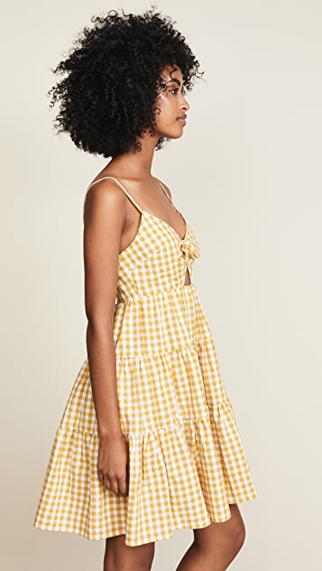 ENGLISH FACTORY Gingham Dress