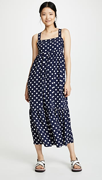 ENGLISH FACTORY Maxi Dress