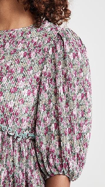 ENGLISH FACTORY 花卉连衣裙