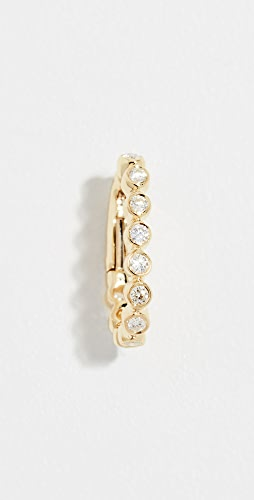 EF Collection - 14k Diamond No-Piercing Earcuff