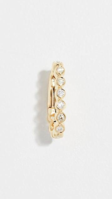 EF Collection 14k Diamond No-Piercing Earcuff
