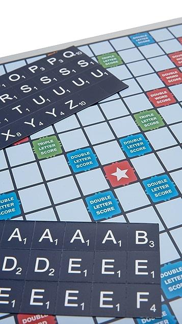 East Dane Gifts Scrabble 2 in 1 Message Board