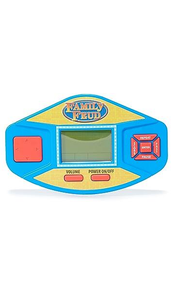 East Dane Gifts Family Feud Handheld Game