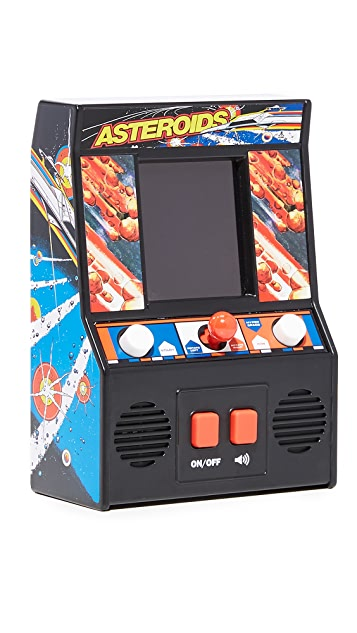 East Dane Gifts Asteroids Retro Arcade Game
