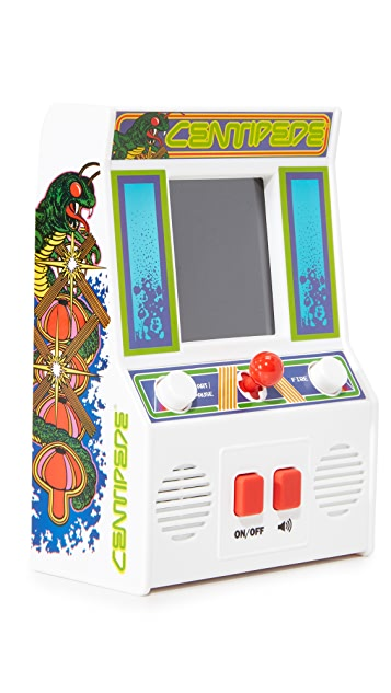 East Dane Gifts Centipede Retro Arcade Game