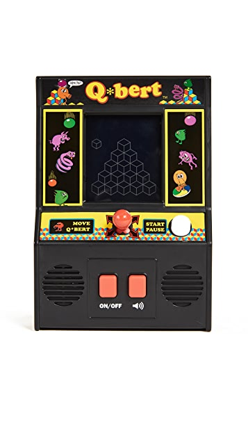 East Dane Gifts Q*Bert Retro Arcade Game