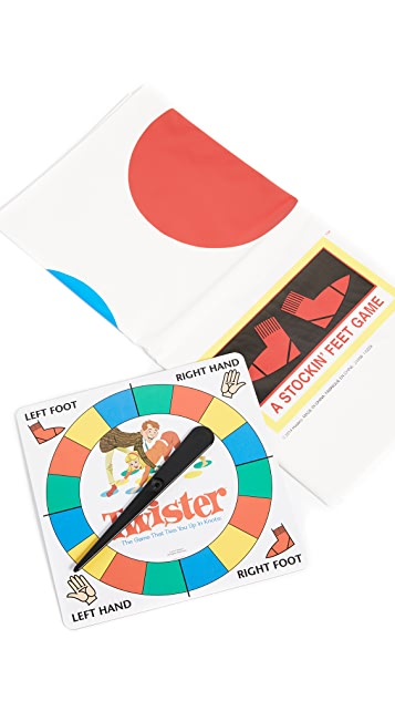 East Dane Gifts Twister Nostalgia Edition