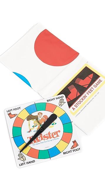 Подарки East Dane Ностальгический выпуск игры «Twister»