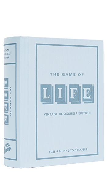 Подарки East Dane Винтажное издание Game of Life Bookself