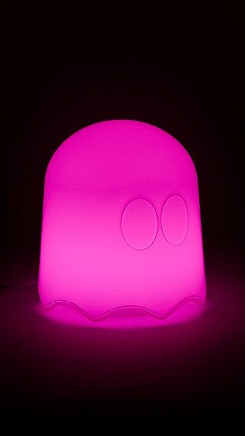 East Dane Gifts Pac-Man Ghost Lamp