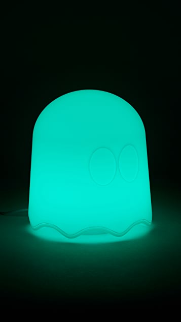 East Dane Gifts Pac-Man Ghost Lamp