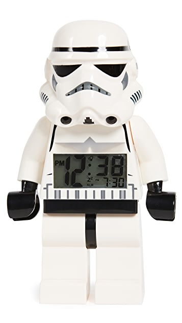 East Dane Gifts Lego Star Wars Stormtrooper Clock