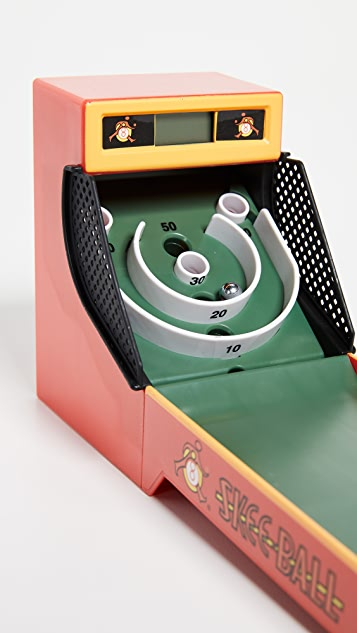 East Dane Gifts Skee Ball - Retro Handheld Electronic Game