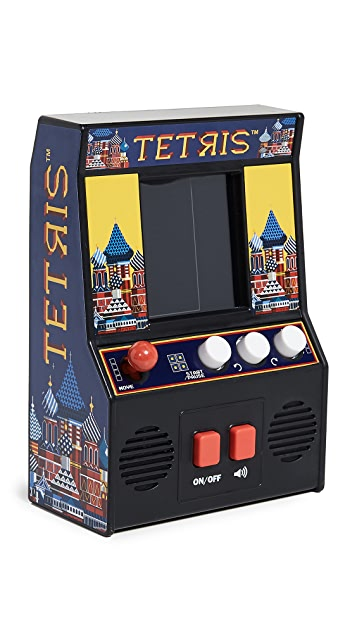 East Dane Gifts Basic Fun Mini Retro Tetris Arcade Game