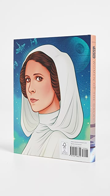 East Dane Gifts Star Wars: Women Of The Galaxy