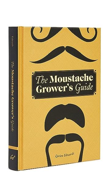 Подарки East Dane «The Moustache Growers Guide»