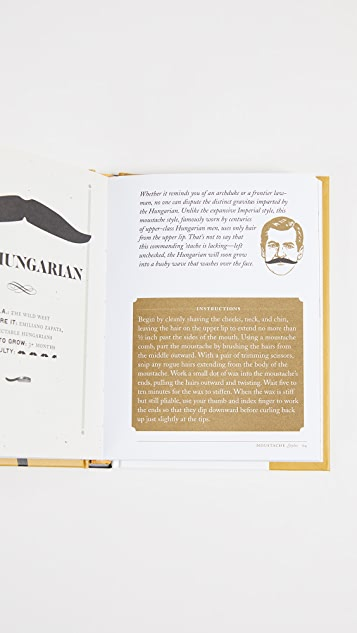 Подарки East Dane «The Moustache Growers Guide»