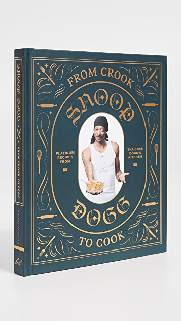 East Dane Gifts Snoop Dogg: From Crook to Cook