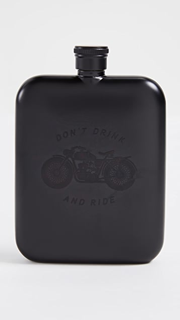 East Dane Gifts Moto Flask