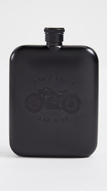 East Dane Gifts Moto Flask