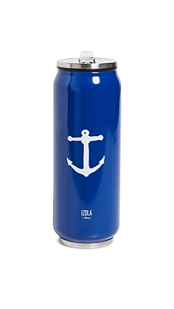 East Dane Gifts 16oz Maritime Bottle