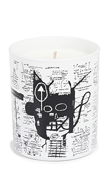East Dane Gifts Basquiat Return Of The Central Figure Candle