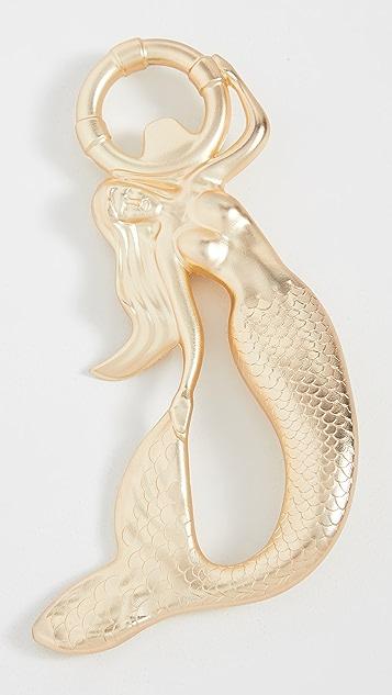 East Dane Gifts Mermaid Bottle Opener