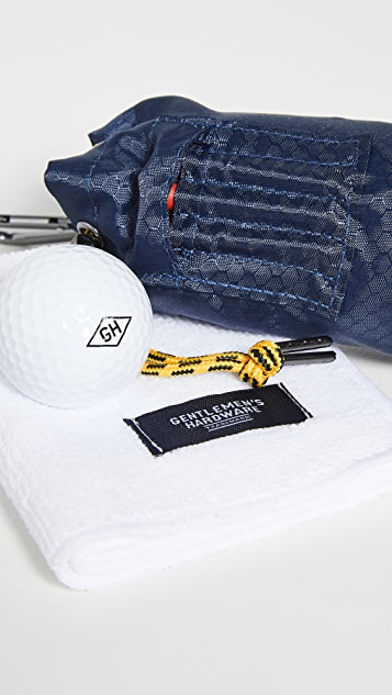 East Dane Gifts Golfer's Accessories Set