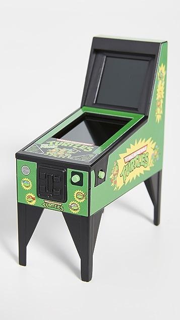 East Dane Gifts Teenage Mutant Ninja Turtles Arcade Pinball