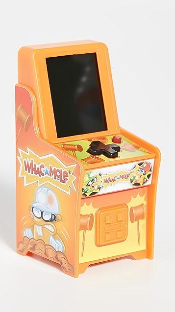 East Dane Gifts Handheld Whac-a-mole Arcade Game