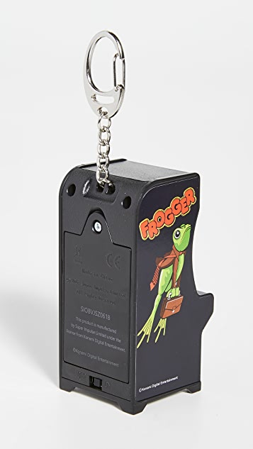 East Dane Gifts Frogger Retro Arcade Game