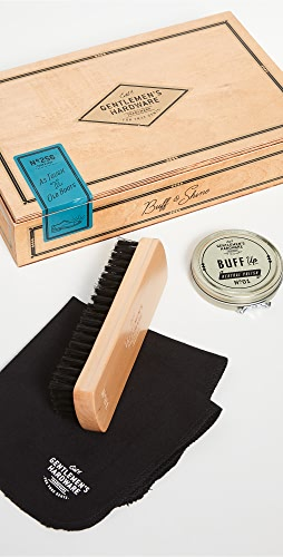 East Dane Gifts - Shoe Shine Cigar Box
